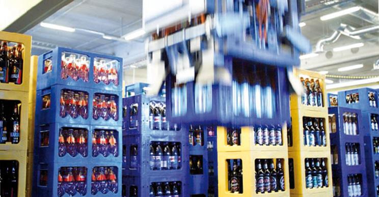 Хранение напитков