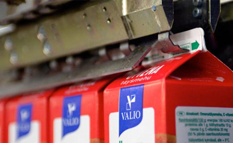 Автоматизация склада молочных продуктов